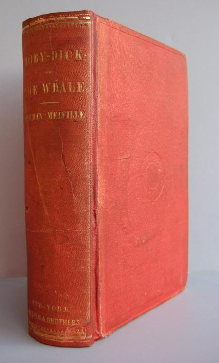 Moby-Dick; or, The Whale: Melville, Herman
