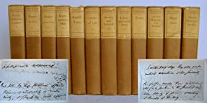 The Complete Works of Ralph Waldo Emerson. Autograph Centerary Edition: Emerson, Ralph Waldo
