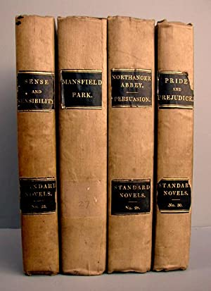 Sense and Sensibility. With; Mansfield Park. With; Northanger Abbey and Persuasion. With; Pride and...