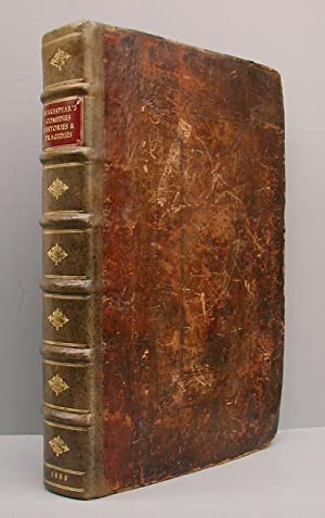 Mr. William Shakespear's Comedies, Histories and Tragedies. Published according to the true ...