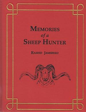 Memories of a Sheep Hunter (limited edition,: Jamsheed, Rashid