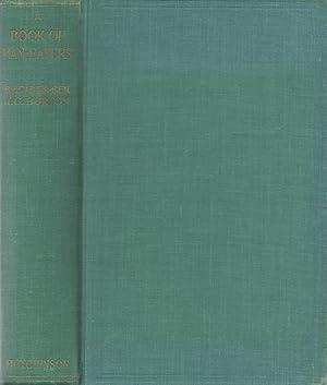 A Book of Man-Eaters: Burton, Brigadier-General R.
