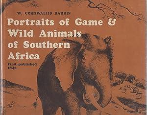 Portraits of the Game & Wild Animals: Harris, Captain W.