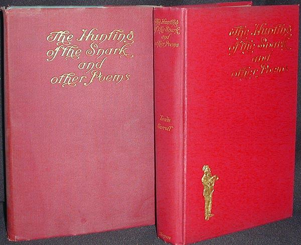 The Hunting of the Snark and Other Poems and Verses by Lewis Carroll; illustrated by Peter Newell: ...