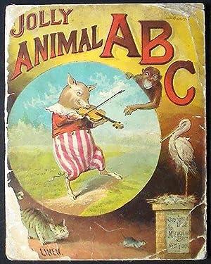 Jolly Animal ABC [linen]