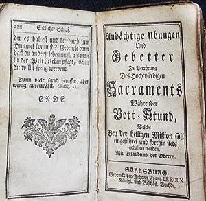 Elsässisches Mission-Buch, durch einen Priester der Gesellschaft Jesu