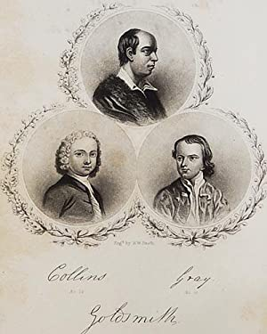 The Complete Poetical Works of William Collins, Thomas Gray, and Oliver Goldsmith; With ...
