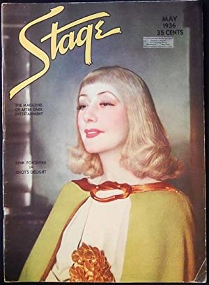 Stage: The Magazine of After-Dark Entertainment -- May 1936 vol. 13 no. 8: Sherwood, Robert E.; ...