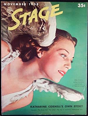 Stage: The Magazine of After-Dark Entertainment -- November 1938 vol. 16 no. 2 [Billy Rose -- Clare...