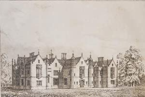 Exemplars of Tudor Architecture, Adapted to Modern Habitations: with Illustrative Details, selected...