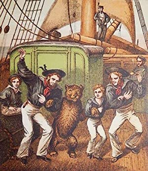 Aunt Louisa's Holiday Guest: Comprising, Dame Trot and Her Cat, Good Children, Bruin the Bear,...
