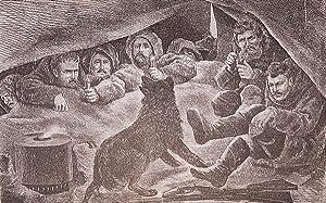 Die Österreichisch-Ungarische Nordpol-Expedition in den Jahren 1872-1874, nebst einer Skizze ...