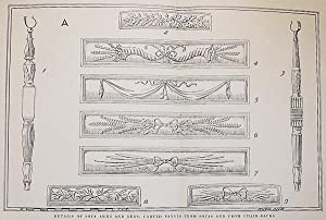 Furniture Masterpieces of Duncan Phyfe by Charles Over Cornelius; measured detail drawings by ...