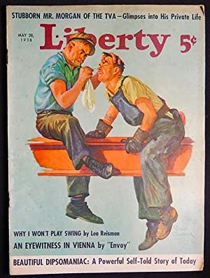 Liberty -- May 28, 1938 -- vol. 15 no. 20 [Nazis in Vienna, Leo Reisman]
