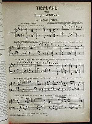 Musik für Alle: Eugen d'Albert Tiefland: d'Albert, Eugen