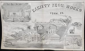Variety Iron Works, York, Pa. [print]
