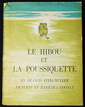 Le Hibou et la Poussiquette; freely translated: Lear, Edward
