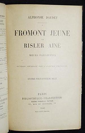 Fromont Jeune et Risler Ainé: Moeurs Parisiennes; Ouvrage couronné par l'Acad&...