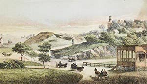 Terminus of the Main Drive in Central Park, 110th St. [chromolithograph from Valentine's Manual...