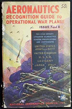Recognition Guide to Operational Warplanes edited by L.C. Guthman, Lieutenant U.S.N.R.