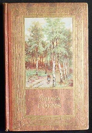 Poems Selections; Robert Burns: Burns, Robert