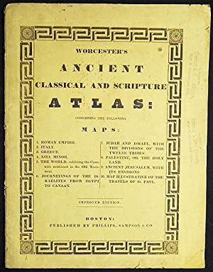 Worcester's Ancient Classical and Scripture Atlas