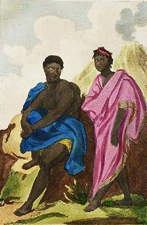 Afrique: Histoire des Voyages dans cette partie du Monde, Guerres, Produits, Moeurs, Anecdotes, ...
