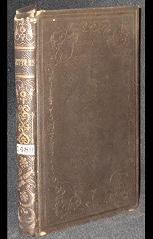 A Series of Miscellaneous Letters, by a Layman: Morrow, James