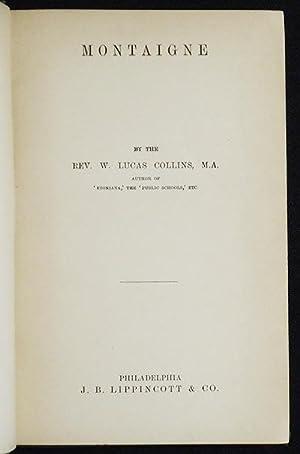 Montaigne: Collins, W. Lucas
