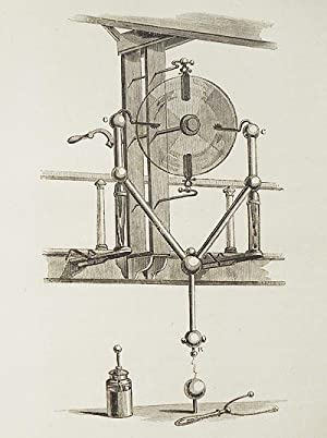 Description of an Electrical Machine, with a Plate four feet in diameter, so constructed as to be ...