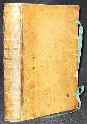Il Decamerone; di Messer Giovanni Boccaccio, cittadin: Boccaccio, Giovanni