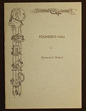 Founder's Hall