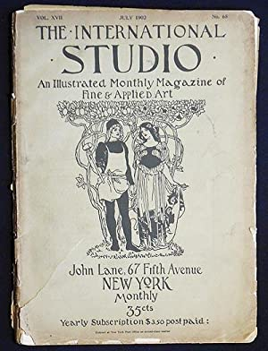 The International Studio: An Illustrated Monthly Magazine of Fine & Applied Art -- vol. 17 no. 65...