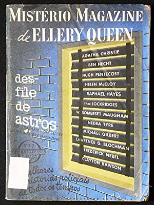 Misterio Magazine de Ellery Queen no. 112 Nov. 1958