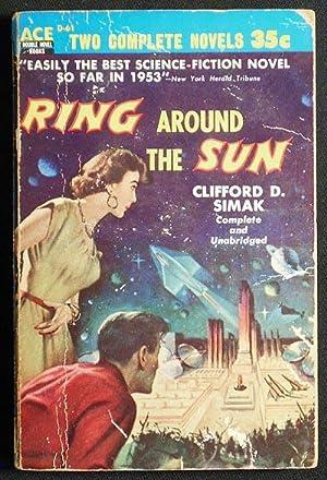 Cosmic Manhunt // Ring Around the Sun: De Camp, L.