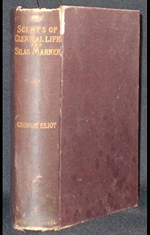 Silas Marner, The Lifted Veil, and Brother: Eliot, George