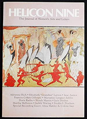 Helicon Nine: The Journal of Women's Arts & Letters: Number 10