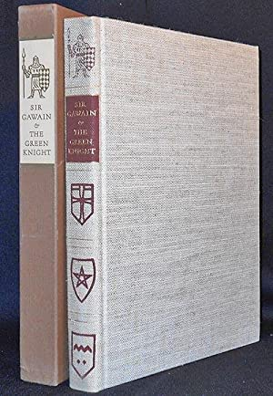 Sir Gawain and the Green Knight; The Original Middle English Text as Edited by A.C. Cawley and a ...