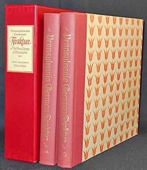 The Pennsylvania German Fraktur of The Free Library of Philadelphia: An Illustrated Catalogue Com...