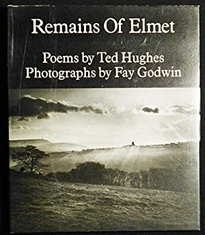Remains of Elmet; Poems by Ted Hughes;: Hughes, Ted