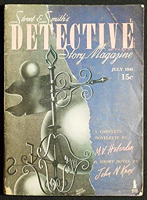 Street & Smith's Detective Story Magazine: July 1945, vol. 170 no. 3; edited by Daisy Bacon