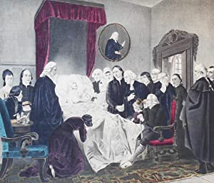The Death of the Revd John Wesley, A.M.