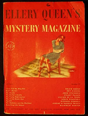 I Can Find My Way Out [in Ellery Queen's Mystery Magazine vol. 8, no. 33 November 1946]