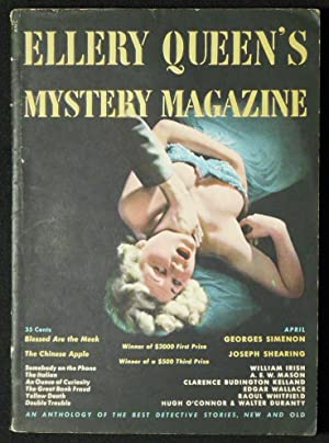 Mysterious Death in Percy Street [in Ellery Queen's Mystery Magazine vol. 13, no. 65 April 1949]