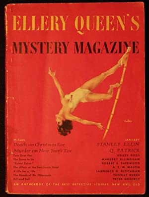 Two Over Par [in Ellery Queen's Mystery Magazine vol. 15, no. 74 January 1950]