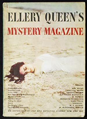 The Burglar's Story [in Ellery Queen's Mystery Magazine vol. 14, no. 69 August 1949]: ...