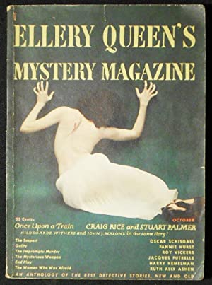 Guilty [in Ellery Queen's Mystery Magazine vol. 16, no. 83 October 1950]