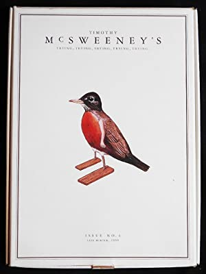 Timothy McSweeney's Trying, Trying, Trying, Trying, Trying (McSweeney's Number Four, Late Winter,...