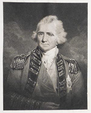 Engraving of Lieut. Gen. Sir Ralph Abercromby, K. B. [after the painting by John Hoppner]