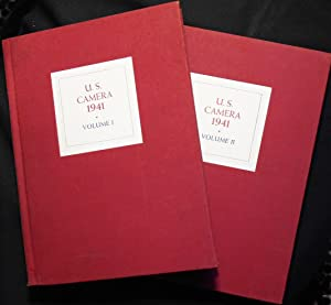 U.S. Camera 1941; Edited by T.J. Maloney; Pictures judged by Edward Steichen [2 volumes]